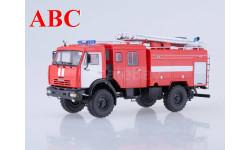 АЦ-3-40 (43502), Код модели: 102002, масштабная модель, КамАЗ, Автоистория (АИСТ), 1:43, 1/43
