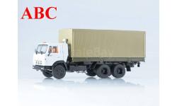 КАМАЗ-53212 бортовой с тентом, Код модели: 102002.бт