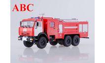АЦ-5-40 (43118), Код модели: 102026, масштабная модель, КамАЗ, Автоистория (АИСТ), scale43