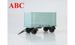 Прицеп ГКБ-8350 с контейнером , Код модели: 102040