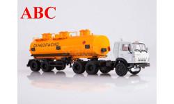 КАМАЗ-54112 с полуприцепом НЕФАЗ-96742, Код модели: 102118