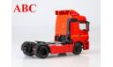 КАМАЗ-5490 седельный тягач (красный), Код модели: 102538, масштабная модель, ПАО КАМАЗ, scale43