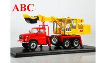 Экскаватор-планировщик UDS-110 (на шасси Tatra-148), Код модели: SSM1371, масштабная модель, Start Scale Models (SSM), scale43