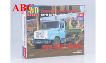 Сборная модель ЗИЛ-ММЗ-45085, Код модели: 1261KIT, сборная модель автомобиля, AVD Models, 1:43, 1/43