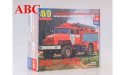Сборная модель Пожарно-спасательный автомобиль ПСА-2 (4320), Код модели: 1301AVD