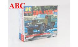 Сборная модель ЗИЛ-157К бортовой, Код модели: 1321AVD, сборная модель автомобиля, AVD Models, 1:43, 1/43