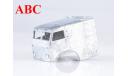 Сборная модель Паровой грузовой автомобиль НАМИ-012, Код модели: 1373AVD, сборная модель автомобиля, AVD Models, 1:43, 1/43