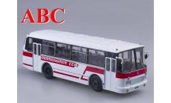ЛАЗ-695Р Спорткомитет СССР, масштабная модель, Советский Автобус, 1:43, 1/43