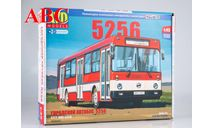 Сборная модель Ликинский автобус 5256, Код модели: 4026AVD, сборная модель автомобиля, AVD Models, scale43, ЛиАЗ