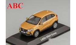 LADA XRAY Cross оранжевый металлик, Код модели:  4.02.90.505
