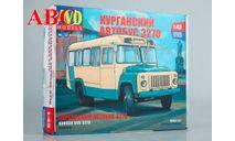 Сборная модель КАВЗ-3270, Код модели: 4038AVD, сборная модель автомобиля, AVD Models, scale43