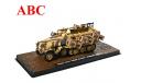 бронетранспортер Sd.Kfz. 251/1 Ausf.C Западный фронт Германия 1944, Код модели: 7123107, масштабная модель, Atlas, scale43