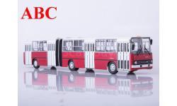 Ikarus-280.33 красно-белый, Код модели: 900162, масштабная модель, Советский Автобус, scale43