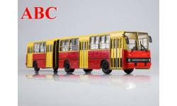 Ikarus-280 (красно-жёлтый), Код модели: 900230