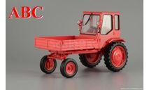 Т-16, Тракторы №3, без журнала, Код модели: TR003, масштабная модель трактора, Тракторы. История, люди, машины. (Hachette collections), scale43