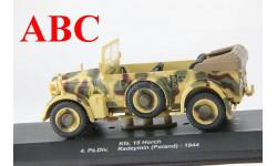 Horch-901 (Kfz.15) 4. Pz.Div. Radzymin Польша 1944, Код модели: EX44, масштабная модель, Altaya, scale43
