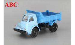 МАЗ-510Б самосвал, голубой, Код модели: H983, масштабная модель, Наш Автопром, scale43