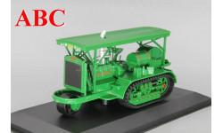 HolT Тракторы №73, без журнала, Код модели: TR073, масштабная модель трактора, Тракторы. История, люди, машины. (Hachette collections), 1:43, 1/43