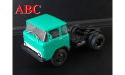 КАЗ-608 Легендарные грузовики СССР №7, Код модели: LG007