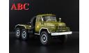 ЗИЛ-131 НВ Легендарные грузовики СССР №8, Код модели: LG008, масштабная модель, 1:43, 1/43