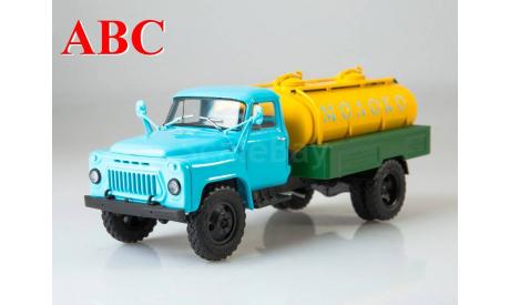 АЦПТ-3,3 (53) Легендарные грузовики СССР №12, Код модели: LG012, масштабная модель, scale43, ГАЗ