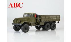 КРАЗ-214 Легендарные грузовики СССР №13, Код модели: LG013