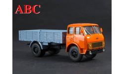 МАЗ-5335 Легендарные грузовики СССР №20, Код модели: LG020