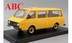 РАФ-22038 Легендарные советские Автомобили №24, Код модели: LSA24, журнальная серия масштабных моделей, Hachette, 1:24, 1/24
