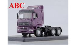 МАЗ-6430 седельный тягач (рестайлинг), Код модели: SSM1218, масштабная модель, Start Scale Models (SSM), scale43