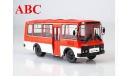 ПАЗ-3205, Код модели: NA02, масштабная модель, Modimio, scale43