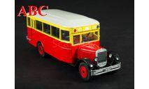 ЗИС-8 Наши Автобусы №9, Код модели: NA09, масштабная модель, Modimio, scale43