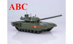 Т-14 Армата Наши Танки №3, Код модели: NT003, журнальная серия масштабных моделей, MODIMIO Collections, 1:43, 1/43