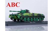 ПТ-76 Наши Танки №9, Код модели: NT009, журнальная серия масштабных моделей, Наши Танки (MODIMIO Collections), scale43