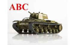 КВ-8 Наши Танки №20, Код модели: NT020, журнальная серия масштабных моделей, Наши Танки (MODIMIO Collections), scale43