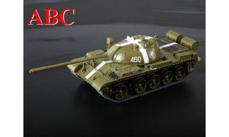 Т-55 Наши Танки №28, Код модели: NT028, журнальная серия масштабных моделей, Наши Танки (MODIMIO Collections), 1:43, 1/43