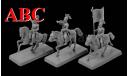 Французские драгуны. Командная группа, Код модели: 6818, миниатюры, фигуры, Звезда, scale72
