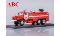 АЦ-7,5-40 (УРАЛ-4320) СЧ Иваново, Код модели:  SSM1229