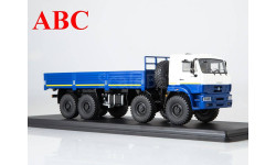КАМАЗ-6560 бортовой (рестайлинг), Код модели: SSM1384, масштабная модель, Start Scale Models (SSM), scale43