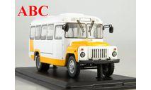 КАВЗ-3270 (бело-жёлтый), Код модели: SSM4035, масштабная модель, Start Scale Models (SSM), scale43