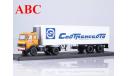 МАЗ-5432 с пп ОДАЗ-9786 Совтрансавто , Код модели: SSM7057, масштабная модель, Start Scale Models (SSM), 1:43, 1/43