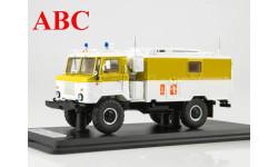 КШМ Р-142 (66) сопровождение олимпийского огня, Код модели:  SSML021