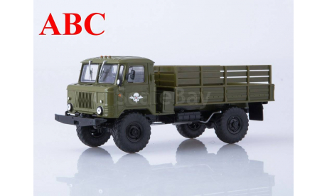 Горький-66 4х4 , Код модели: TR1038, масштабная модель, ГАЗ, Наши Грузовики, 1:43, 1/43