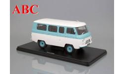 УАЗ-452В Легендарные советские Автомобили №20, Код модели: LSA20