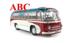 ЛАЗ 695 пригородный «Опытный», Код модели: UM43-B001R, масштабная модель, ULTRA Models, scale43