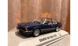 BMW M 635 CSi E24 Minichamps 1:43 БМВ Миничампс