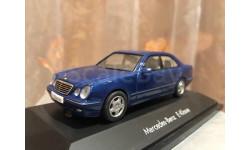 Mercedes Benz E klasse 320 Avantgarde Limousine W210 Hepra 1:43 Мерседес Херпа, масштабная модель, 1/43, Minichamps, Mercedes-Benz