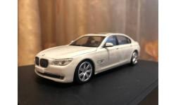 BMW 7 series 750 Li F01 F02 Limousine Minichamps 1:43 БМВ Миничампс