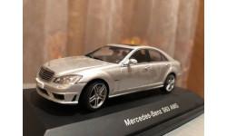 Mercedes Benz S class S63 AMG W221 Limousine Autoart 1:43 Мерседес Автоарт АМГ