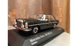 Mercedes Benz S class 300 SEL 6.3 Limousine W109 Minichamps 1:43 Мерседес Миничампс