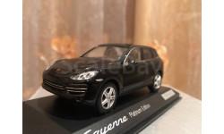 Porsche Cayenne 2014 Platinum 1:43 Minichamps Platinum Порше Кайен Миничампс